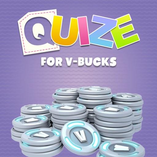 V-Bucks Quiz FortQuiz Chalange