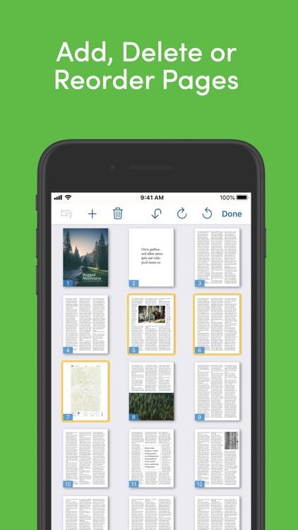 PDFpen 5 – PDF Editor