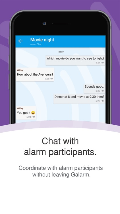 Galarm - Alarms and Reminders screenshot-5