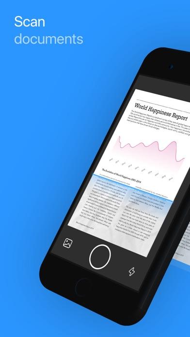 Zoho Doc Scanner - Scan PDFScreenshot of 1