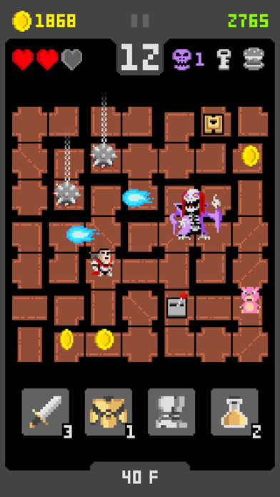 Screenshot #1 pour Dungeon of Madness