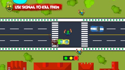 Zombie Crash Road screenshot 3