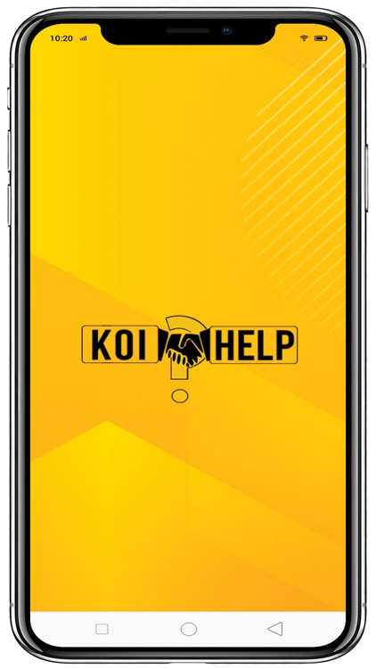 Koi Help - Service Experts screenshot-0