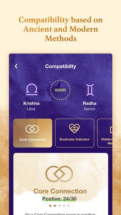 Cosmic Insights Astrology Screenshot