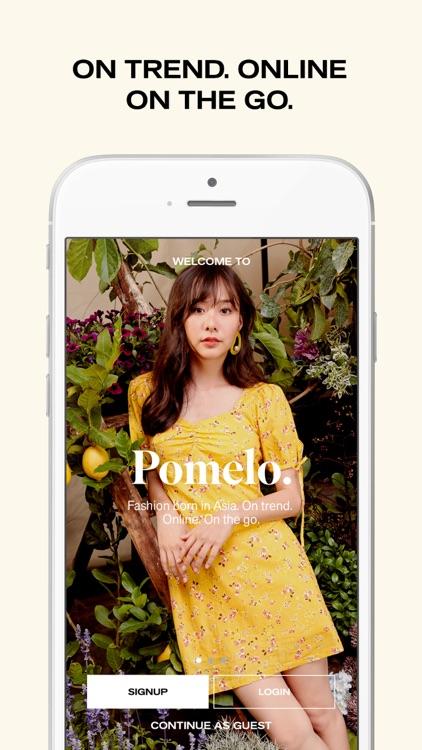 Pomelo Fashion screenshot-0