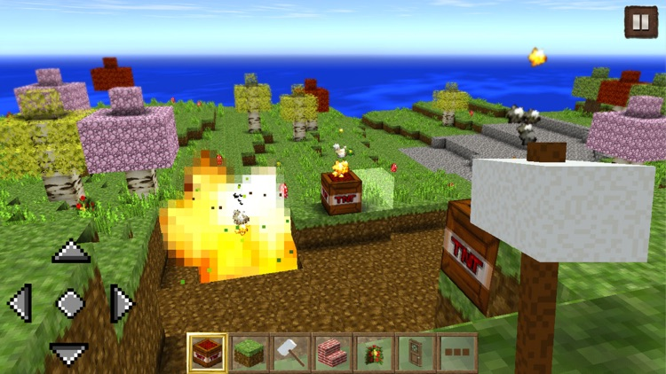 World Craft  Epic Dream Island screenshot-3