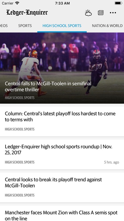 Ledger-Enquirer News screenshot-3