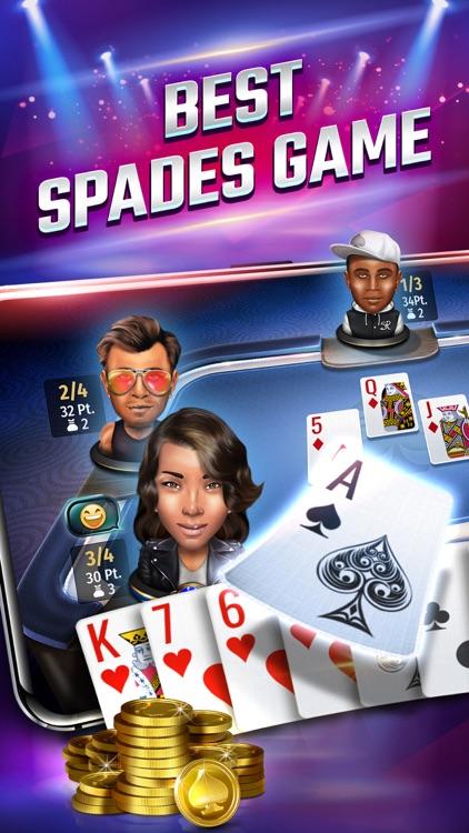 Spades Royale - Live Card Game screenshot-0