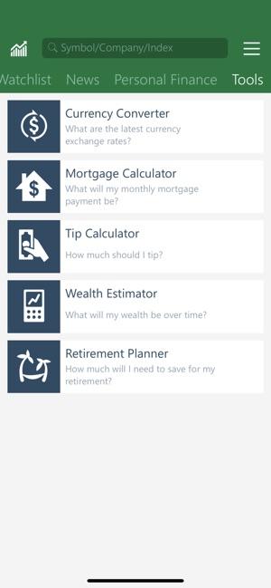 MSN Money on the App Store