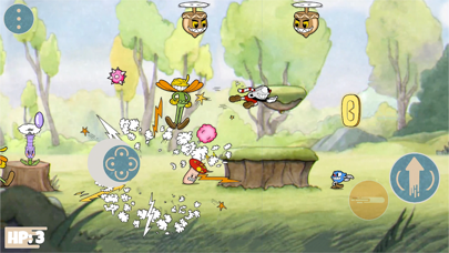 CUPHEAD MOBILE VERSION screenshot 12