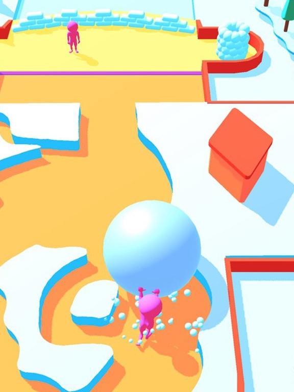 Snowball 3D screenshot 7