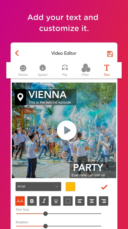 Vidmax: Video Editor & Cropper screenshot-8