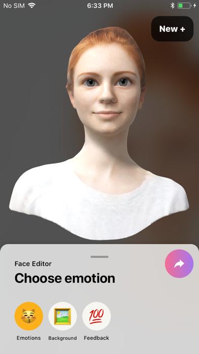 Herunterladen FaceHero 3D Stickers and Masks für Pc