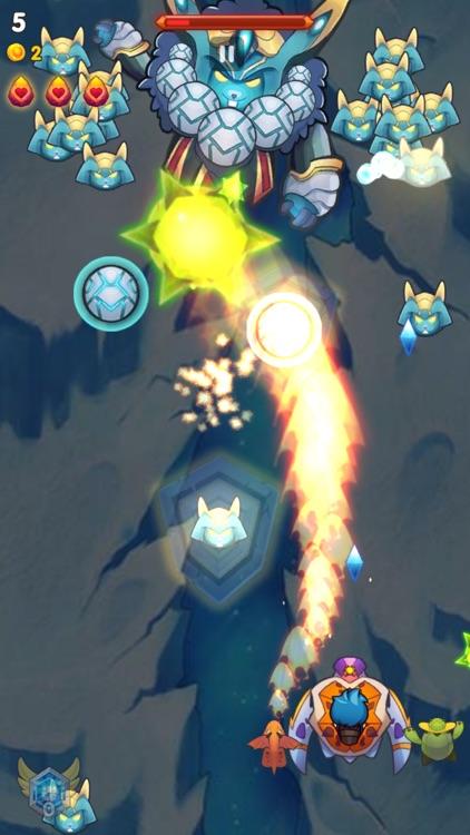Sky Champ: Monster Attack screenshot-9