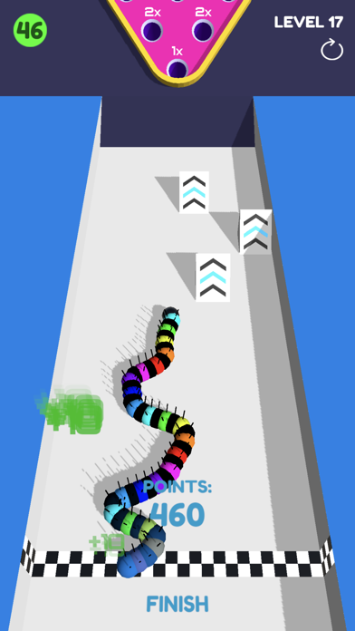Slither Run screenshot 3