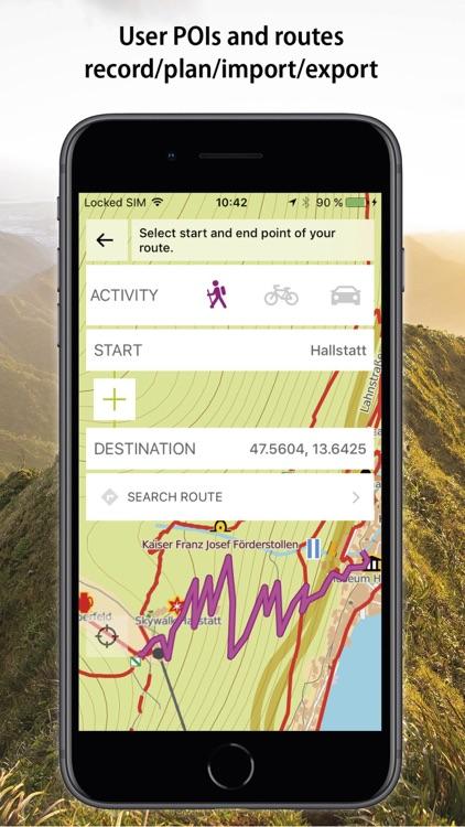 PhoneMaps screenshot-3