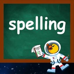 Spelltronaut: Primary Spelling