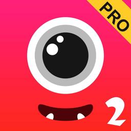 Ícone do app Epica 2 Pro - Câmera Monstro