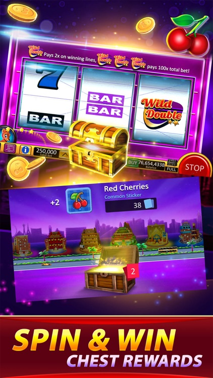Wild Cherry Slots & Puzzles screenshot-7