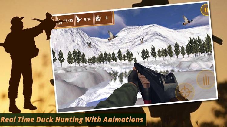 Duck Hunting Simulator 2021 screenshot-5