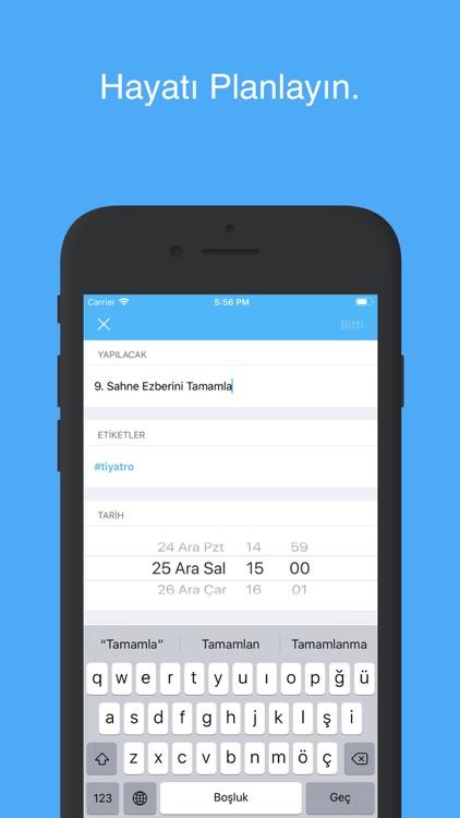 Plan: Simple to-do list screenshot-3