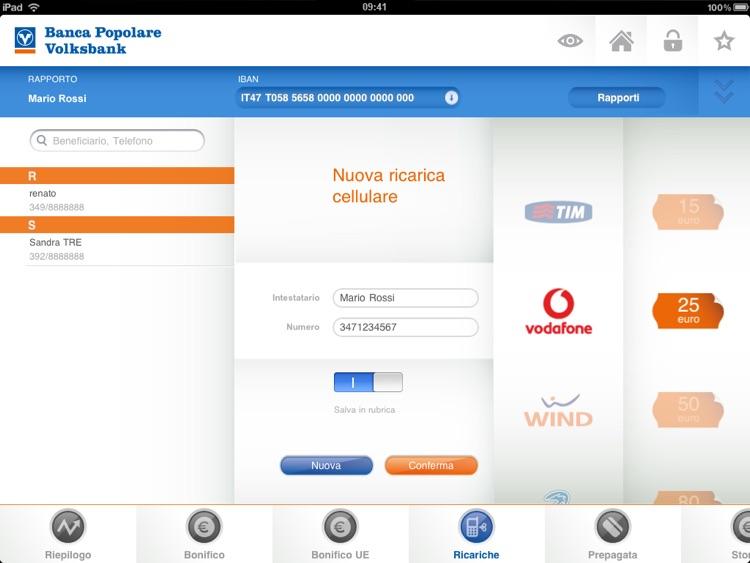 Banca Popolare·Volksbank iPad screenshot-4