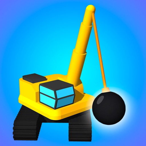 Wrecking Ball - Destruction icon