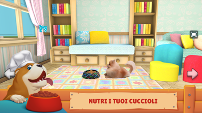 Screenshot of Dog Town: Giochi Cani Animali4
