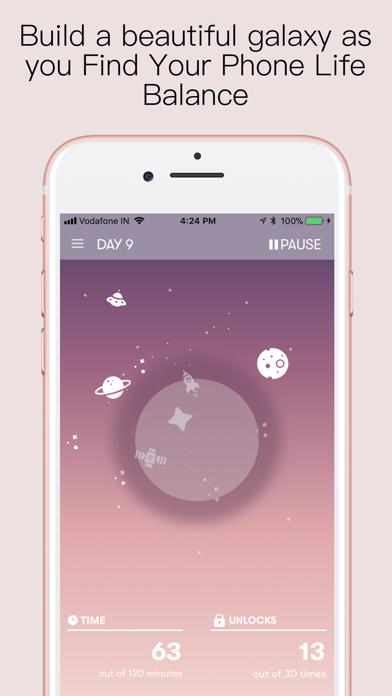 SPACE - Break phone addictionのおすすめ画像1