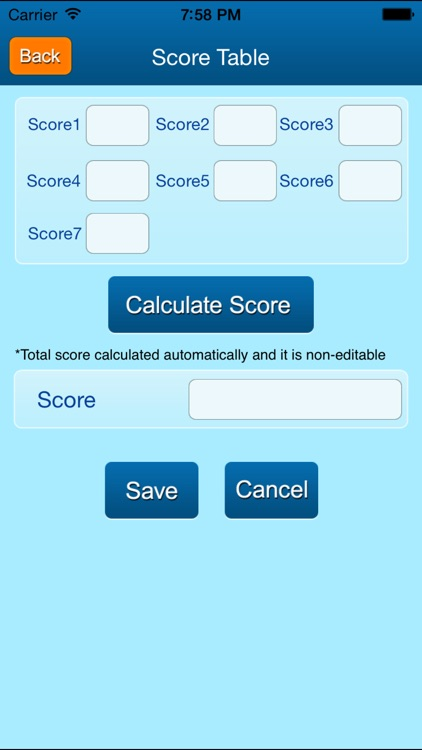 iDive Score – The Dive Scoring screenshot-4