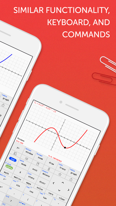 Screenshot for Graphing Calculator Pro² in United States App Store