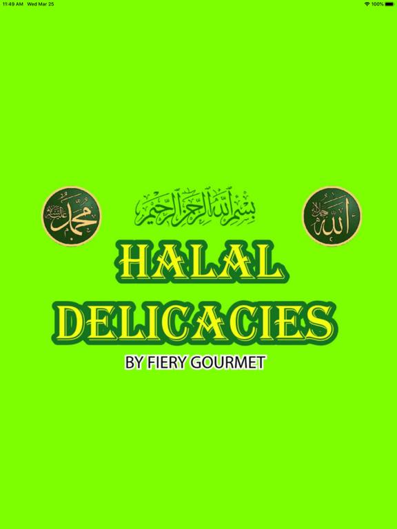 Halal Delicacies screenshot 6