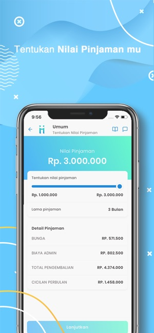 Pinjam Modal On The App Store