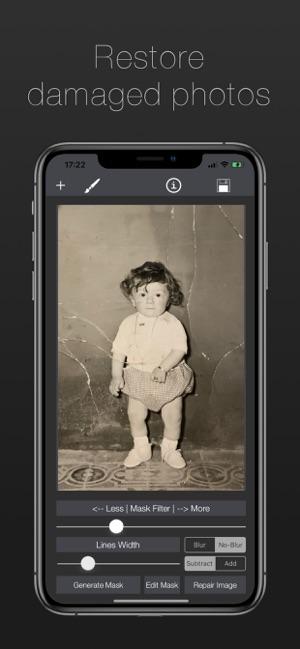Damaged Photo Restore & Repair