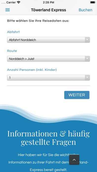 Töwerland Express screenshot 2