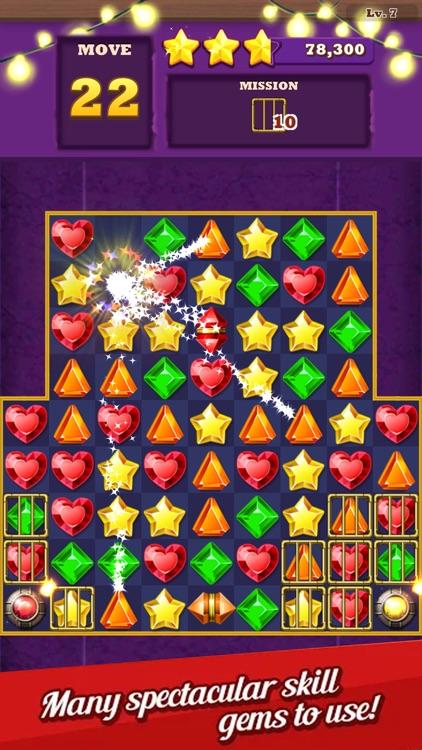 Jewel Magic Quest screenshot-5