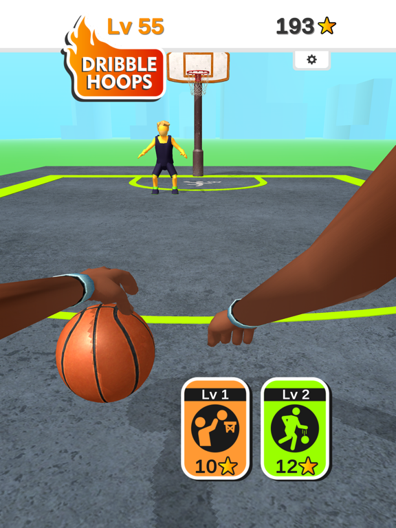 Dribble Hoops screenshot 16