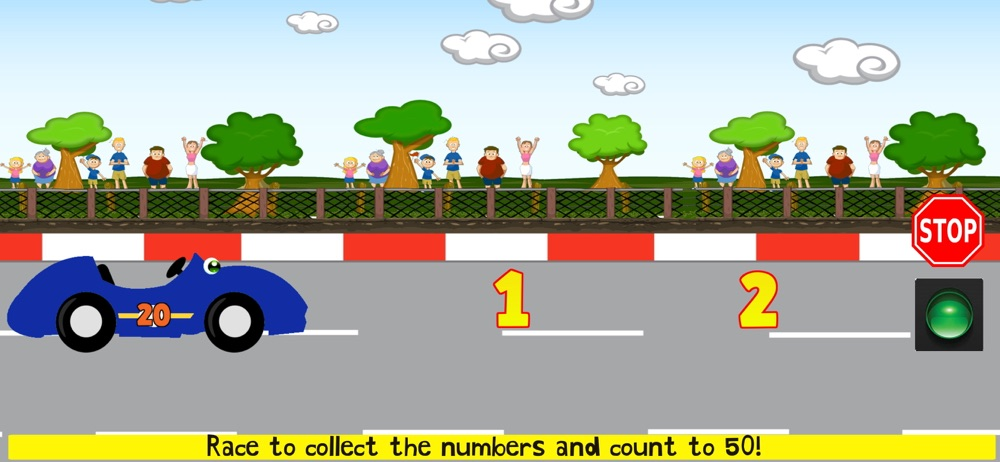 Cars Games For Learning 1 2 3 hack tool