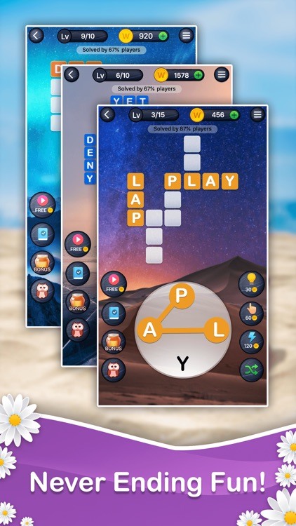 Word Planet - from Playsimple screenshot-4