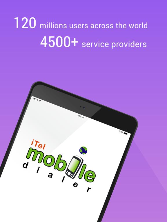 iTel Mobile Dialer  | App Price Drops