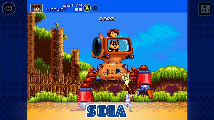 Gunstar Heroes Classic screenshot-0