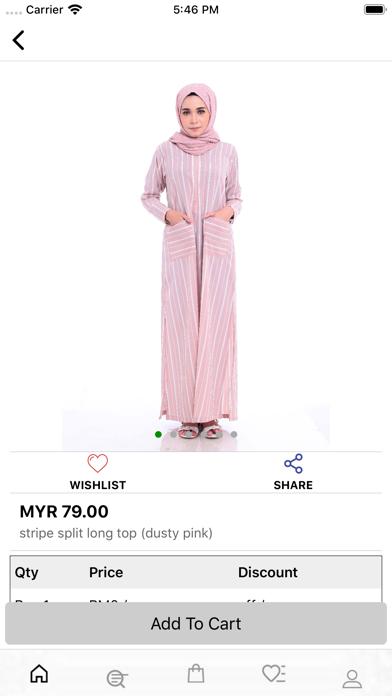 QAYSAA - Modest Fashion screenshot 4