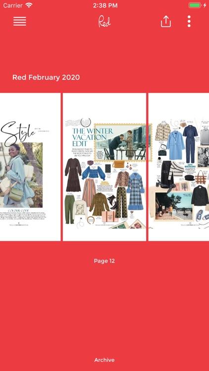 Red magazine UK screenshot-3
