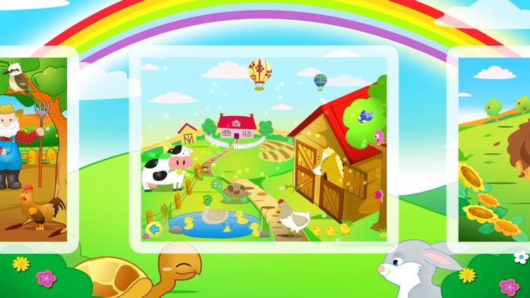 Farm Jigsaw Puzzles 123 Lite screenshot-3