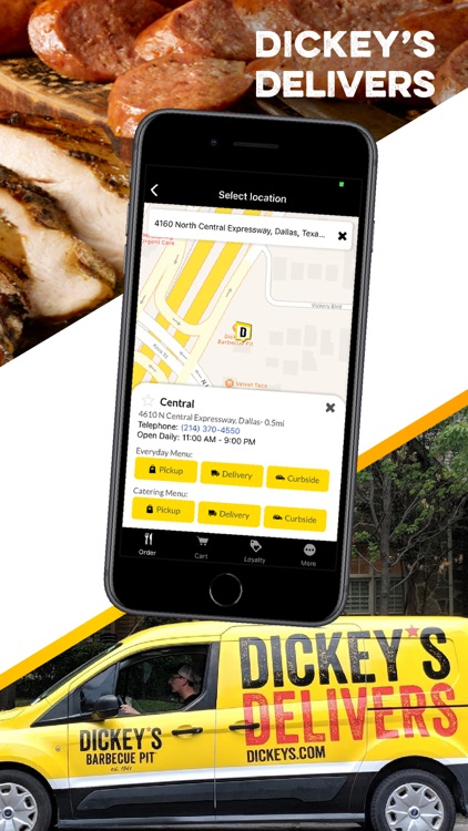 Dickey's Barbecue Pit screenshot-3