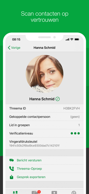 Hoe te verwijderen uniform dating account op de iPhone