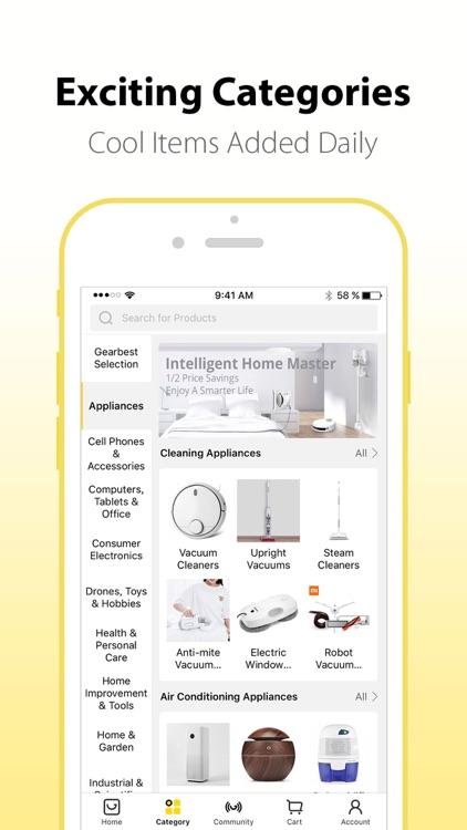 Gearbest Online Shopping screenshot-6