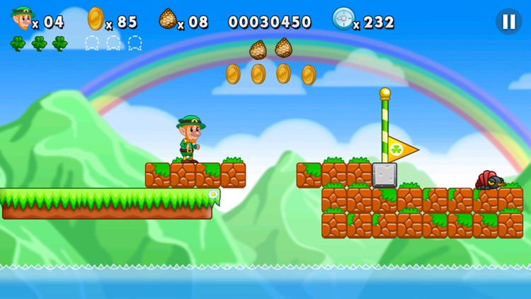 Lep's World - Jump n Run Games screenshot-4