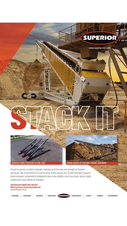 Quarry Magazine screenshot-3