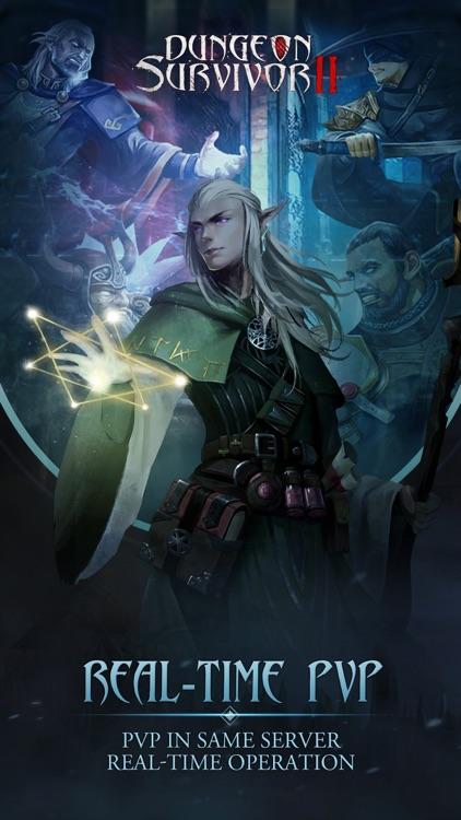 Dungeon Survivor II: Dark Tide screenshot-7